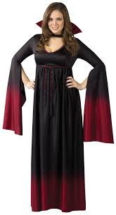blood vampiress plus costume buycostumes com