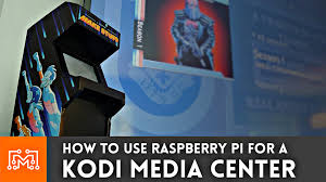 how to make a raspberry pi media center with kodi youtube