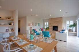 display home interiors coastal inspired interior design