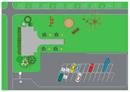 how to design a site plan using conceptdraw pro how to create a