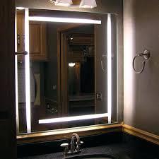 bathroom mirror with built in light bathroom mirror with speakers
