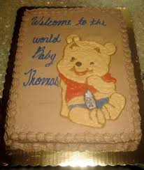 cakes bakery photo free online image photo winnie the pooh baby