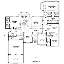 five bedroom floor plans single story 5 bedroom floor plans 5 bedroom single story house