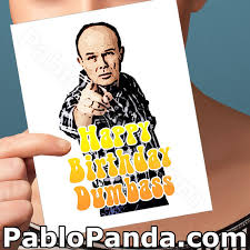 funny birthday card that 70 u0027s show red foreman card