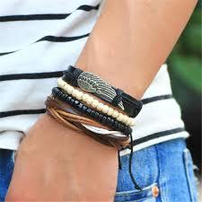 fashion bracelet sets images Multilayer fashion bracelet sets cm 2018 fashion catmustache jpg