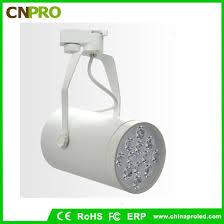 pro track lighting manufacturer china 12w led track light white color track lighting manufacturer