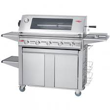 Backyard Grill 4 Burner Gas Grill by Beefeater Signature 3000ss 4 Burner Lp Grill W Premium Plus