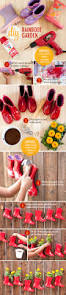 make your own rainboot garden the chic site how to make a garden out of old rainboots