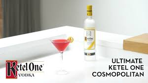 cosmopolitan bottle ketel one cosmopolitan youtube