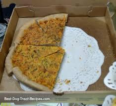 gourmet dog treats dog pizza treats for dog best dog treat recipes