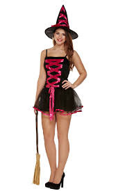 costume of witch products pink witch the costume corner fancy dress super store