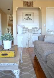 cozy farmhouse reading nook little vintage nest