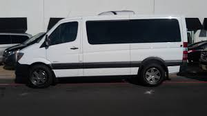 dodge commercial van no the sprinter guy did not sell it but this custom van that i