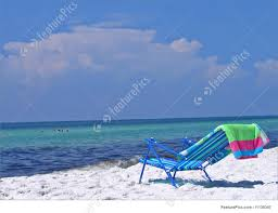 Lounge Chair Umbrella Lounge Chair On The Beach Stock Picture I1139347 At Featurepics