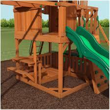 backyards amazing backyard discovery playsets atlantis wooden