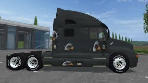 trailer kenworth 2016 eagle eye kenworth cat truck and eagle eye semi trailer by