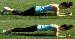 things that happen when you 7 things that happen when you start doing planks every day