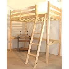 Short Loft Bed Short Loft Bunk Bed With Desk 2ft 6 Small Single Wooden High