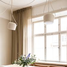 Flos Pendant Lighting Aim Modern Hanging Light Fixtures By Bouroullec Brothers Flos Usa
