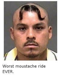 Mustache Ride Meme - worst moustache ride ever funny meme on me me