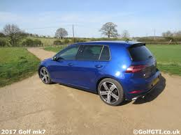 volkswagen gti blue golfgti co uk an independent site for volkswagen golf gti