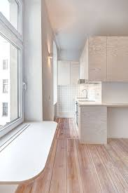 Micro Living Spaces by Micro Apartment In Berlin By Spamroom U0026 John Paul Coss