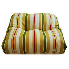 Chair Cushions Patio by Beautiful Wicker Chair Cushions Outdoor In Interior Design For