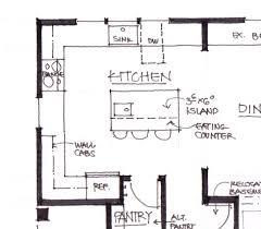 kitchen design floor plans kitchen kitchen layout plans best floor and dimensions