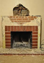 brick fireplace makeover amazing white brick fireplace makeover