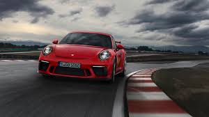 911 Gt3 Msrp 2018 Porsche 911 Gt3 Review With Photos Specs Power And Price