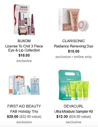 sephora black friday 2016 deals sneak peek my subscription