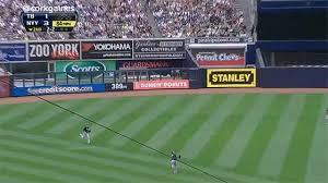 yankee stadium home run lights gif wil myers long yankee stadium home run included a most