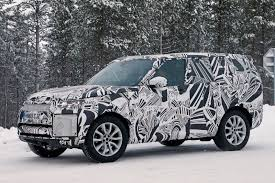 land rover defender 4 door interior a new discovery land rover u0027s 2016 disco spied plus info on next