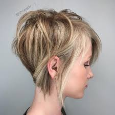stacked hairstyles thin 100 mind blowing short hairstyles for fine hair pixie bob
