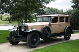 roll royce limousine 1930 rolls royce phantom i limousine huntington carrosserie