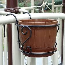 aliexpress buy fashion wrought iron hanging flower pot