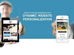 website personalization create custom experiences with dynamic website personalization