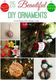 25 beautiful diy ornaments honeybear