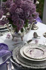 Table Scapes Tablescapes Stonegable