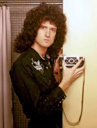 3d Pitures Brian May Releases Queen In 3 D Book Of Unseen Photographs Daily