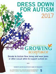 ambassador hub awareness supplies autism new jersey
