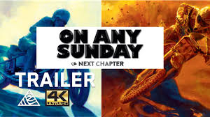 on any sunday the next chapter uhd 4k official trailer red