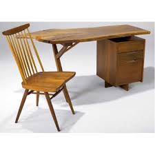 George Nakashima Desk George Nakashima Appraisal And Valuation Find Value Of George