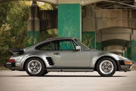 porsche turbo classic 1988 porsche 911 turbo flat nose uncrate