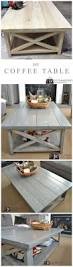 Make A Picnic Table Cover by Best 25 Coffee Tables Ideas On Pinterest Diy Coffee Table