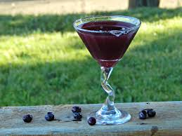 martini blueberry blueberry lemon drop melissa kaylene