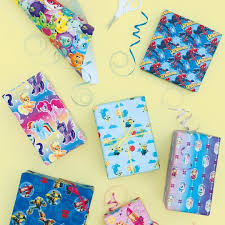my pony wrapping paper my pony gift wrapping paper my pony party supplies
