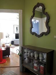 How To Decorate A Bedroom With Green Walls How To Use Green Successfully In A Hallway