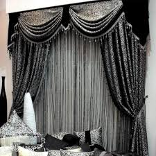 Livingroom Drapes Living Room Luxury Gorgeous Living Room Decoration With Black