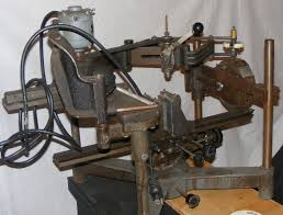 hermes engraver new hermes locomotive engraver engravograph model itx s n 60 733